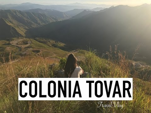 COLONIA TOVAR, VENEZUELA || Travel Vlog