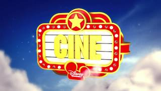 Disney Channel HD Spain - CINE Ident 2014