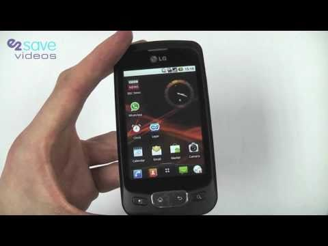 LG Optimus One Review