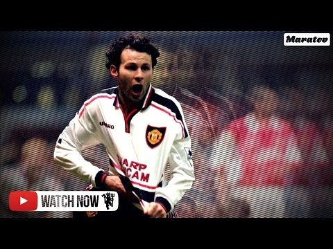 Ryan Giggs - Legend of Manchester United - Goals , Skills & Pure Class - 1990-2014 - 710pᴴᴰ