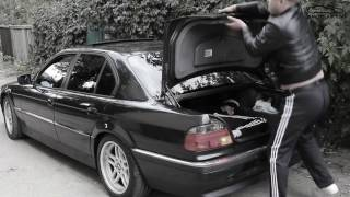 Time Test by Smotra Kyiv. Тест Драйв - BMW E38