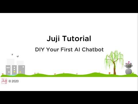 Juji Tutorial: DIY Your First AI Chatbot