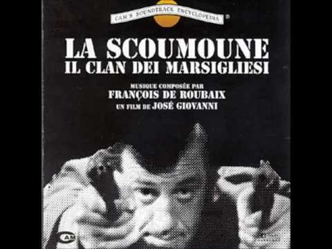François De Roubaix La Scoumoune