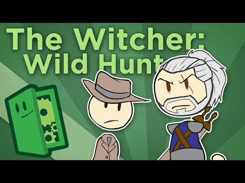 The Witcher III: Wild Hunt – Best Detective Game Ever Made – Extra Credits