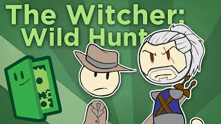 The Witcher III: Wild Hunt - Best Detective Game Ever Made - Extra Credits