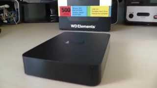 WD Elements Portable Hard Drive (500gb/750gb/1TB) #HDD