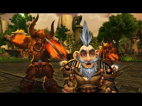 The Timeless Isle - World of Warcraft Machinima