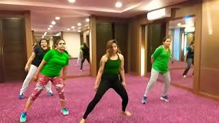 NAGADA SANG DHOL  Zumba bollymix workout routine     