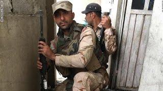 جيش العراق يقترب من أول حي دخله داعش بالموصل