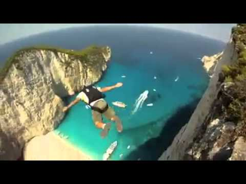 French Extreme Sports Team - Zakinthos, Greece
