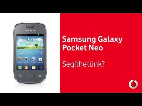 Samsung Galaxy Pocket Neo a Vodafone-tól - Segíthetünk?