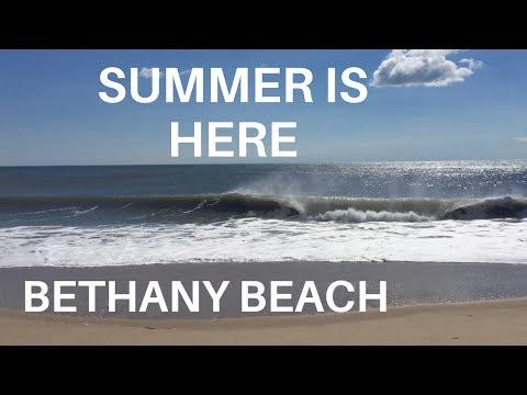 Memorial Day Weekend in Bethany Beach, DE!