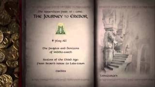 The Hobbit - The Appendices Part 10 -The Journey To Erebor - End Credits Music