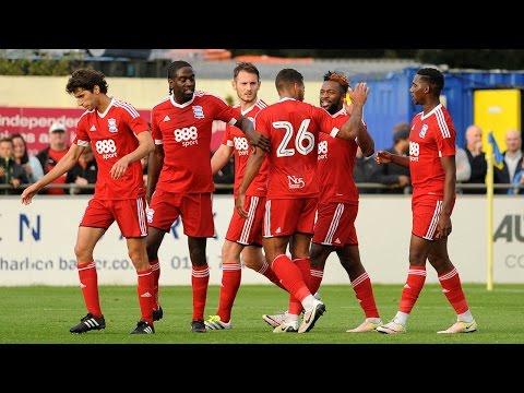 Solihull Moors 1-3 Birmingham City | Pre-season Highlights 2016/17
