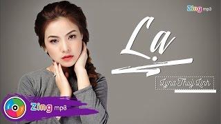 Lạ - Lyna Thùy Linh (Single)