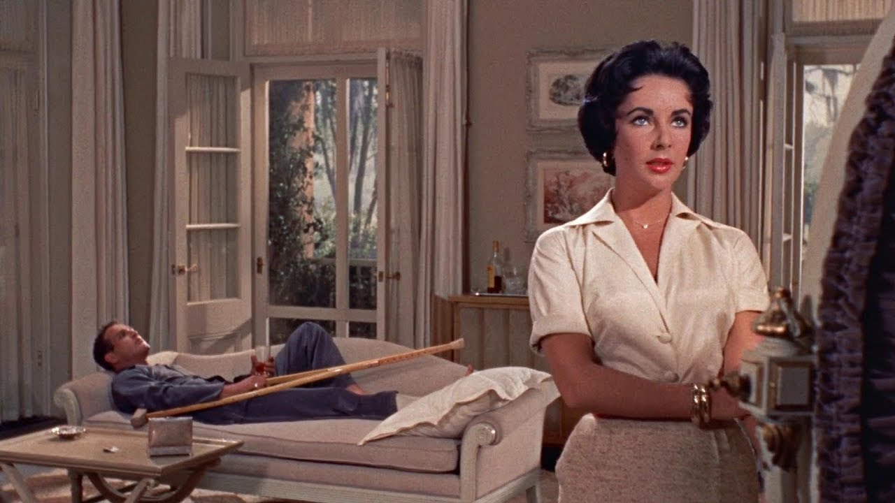 Download Cat On A Hot Tin Roof (1958) - WHRO Cinema 15 Behind-the-Screen