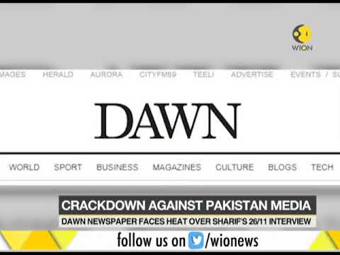 Pakistan government bans circulation of Dawn newspaper