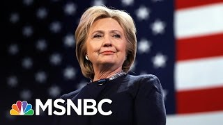 Hillary Clinton Delivers Message to Young Girls   MSNBC