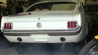 1965 Mustang rev