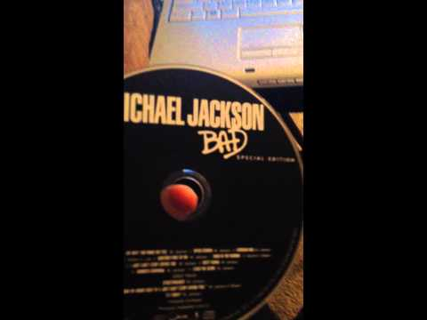 CD Opening: Michael Jackson- Bad (Special Edition)