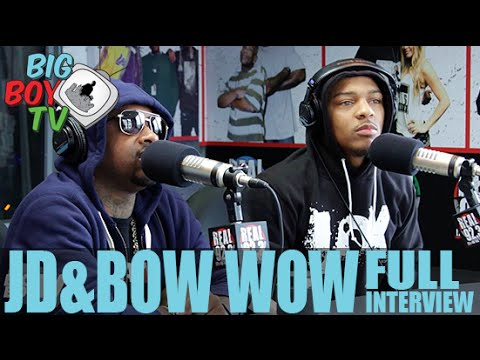 Jermaine Dupri & Bow Wow FULL INTERVIEW | BigBoyTV