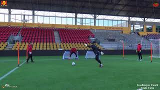 Goalkeeper Training 2018