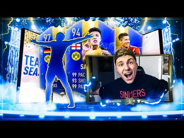 FIFA 19: XXL BUNDESLIGA TOTS Lightning Rounds Pack Opening  🔥🔥