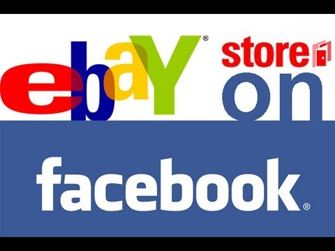 How to set up your eBay store to sell on Facebook page for FREE