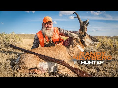 2017 Wyoming Pronghorn with Randy Newberg and Friends (Day 3)