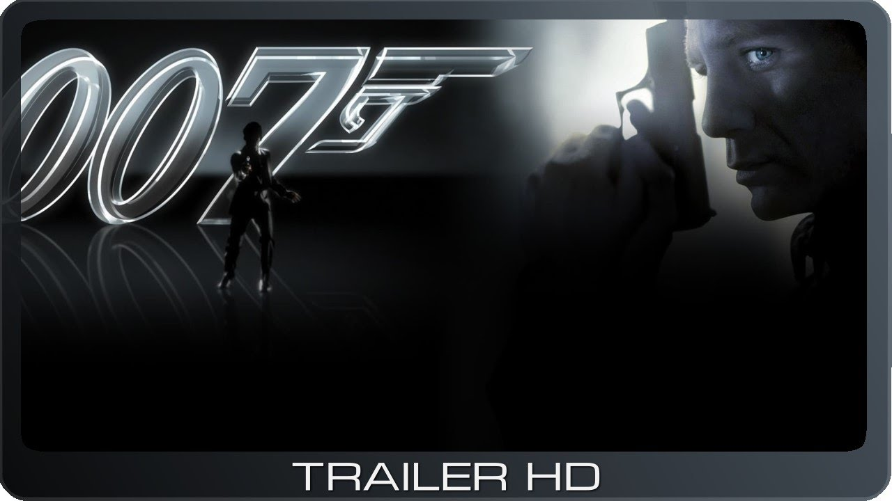 James Bond 007 - Casino Royale ≣ 2006 ≣ Trailer #1 ≣ German