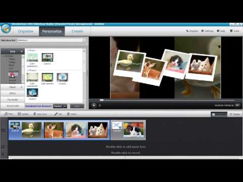 How To Make a Photo Slideshow in Minutes
