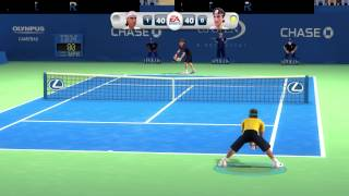 Grand Slam Tennis PC Gameplay | 1080p
