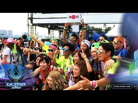 Ultra Japan 2015 Aftermovie - Tokyo Music Festival