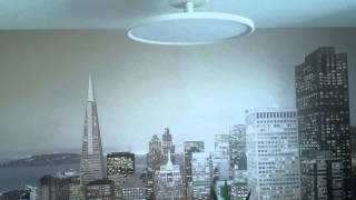 Потолочный LED светильник(Зайди на http://ginto.ru/ и узнай много интересного о светодиодах., 2015-08-25T05:29:36.000Z)