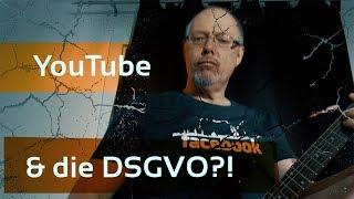 Wie kann man YouTube passend zur Datenschutzgrundverordnung einbinden?