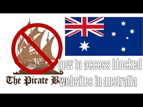 How to bypass the Australia internet filter in 30 seconds (WITHOUT VPN)