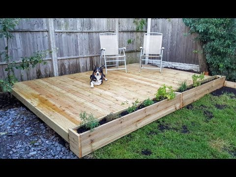Wickes How To Lay Decking Online Tutorial Doovi
