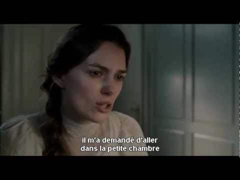 Sabina (Keira Knightley) in A dangerous Method de David Cronenberg