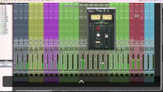 Mixing Indie Folk in Pro Tools | 5 /11