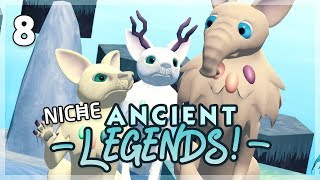 Ready for New Adventures! | Niche Let's Play • Ancient Legends - Episode 8