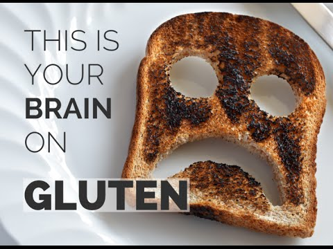 gluten exposure can cause depression youtube