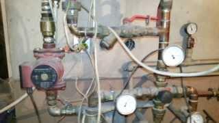 Przymiarka instalacji / wcinki pompy ciepła Meeting MDS30D w instniejącą instalację CO - vol.1