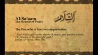 Names of Allah - Al Salaam