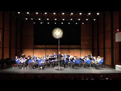 Fireburst Fanfare - West Wilson Middle School Symphonic Band
