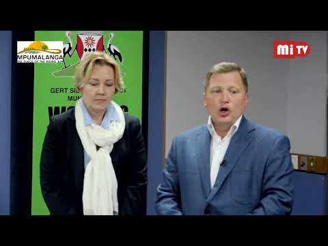 Russian Delegation Official Welcome at Gert Sibande