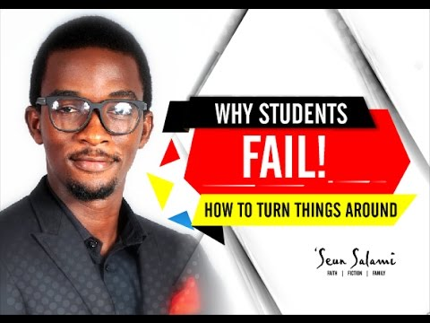 reasons why students fail 10 easy ways to fail a phd i'm supervising a lot of new grad students this semester, so for their sake, i'm cataloging the common reasons for failure.
