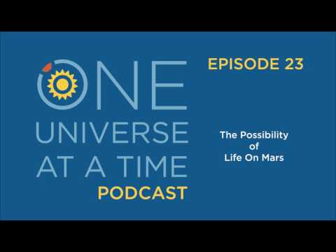 The Possibility of Life on Mars
