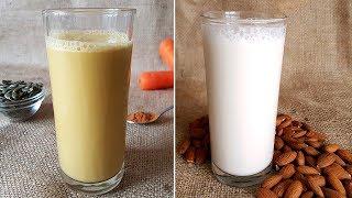 7 Easy Plant Milk Recipes