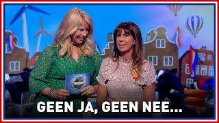 Ik hou van Holland gemist? Publiek schiet Isa Hoes te hulp bij Geen ja, geen nee