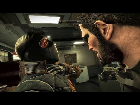 Deus Ex: Mankind Divided - When Stealth Goes Wrong Gameplay (1080 60fps)